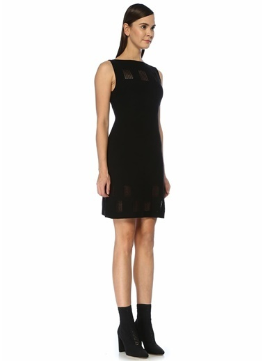 Alaia Elbise Siyah